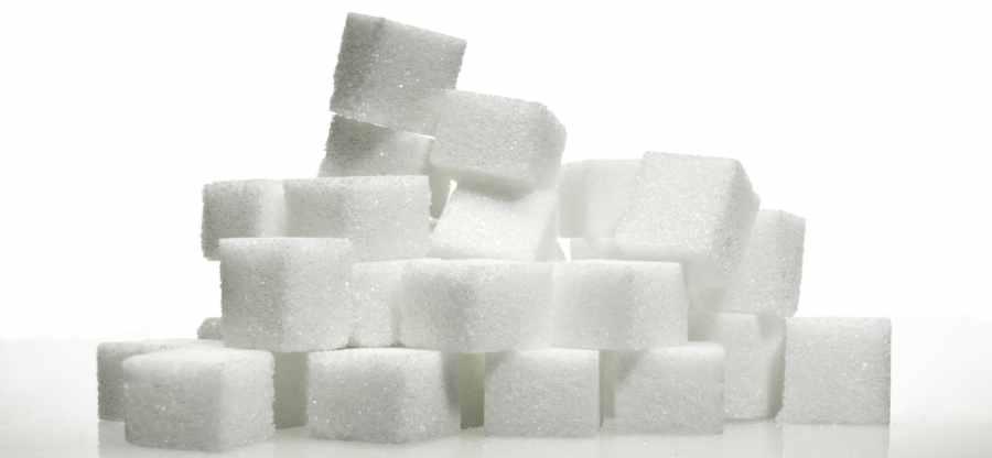 fruktóza glukózovo-fruktózový sirup cukor