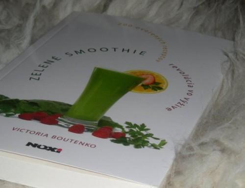 Victoria Boutenko Zelené smoothie – 200 overených receptov