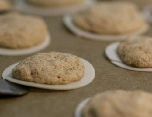 Rýchle ovsené sušienky