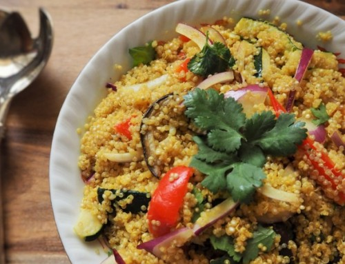 Quinoa – zázrak v kuchyni