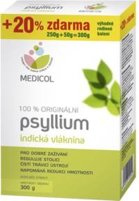 psyllium vláknina