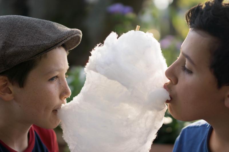 zdravá desiata do školy a sladkosti