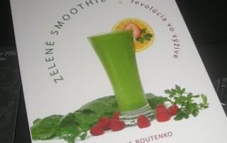 zelené smoothie 200 overených receptov