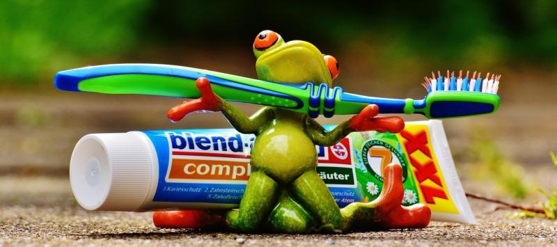 kokosovy olej umývanie zubov